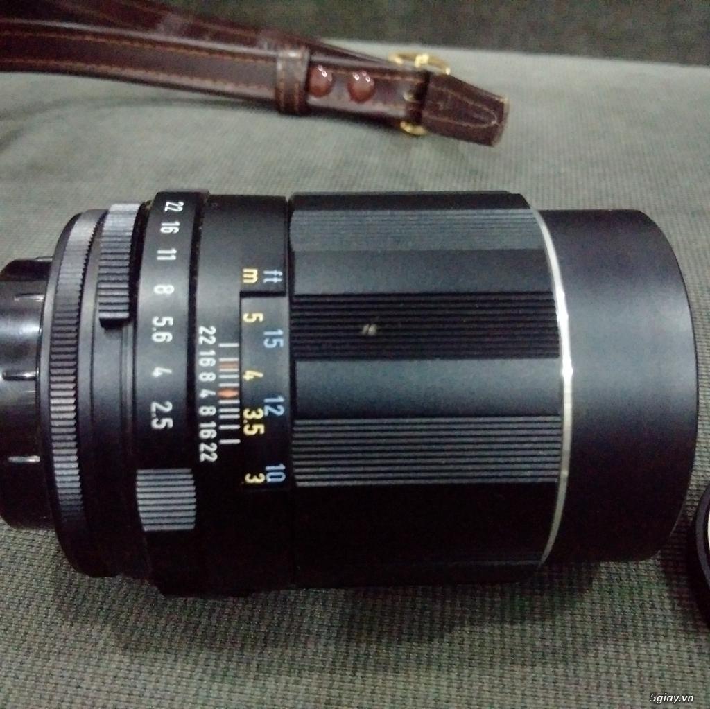 Bán một vài máy ảnh Film sưu tầm :Pentax spotmatic ,Yashica Electro 35cc,Retinette 1A Kodak - 6