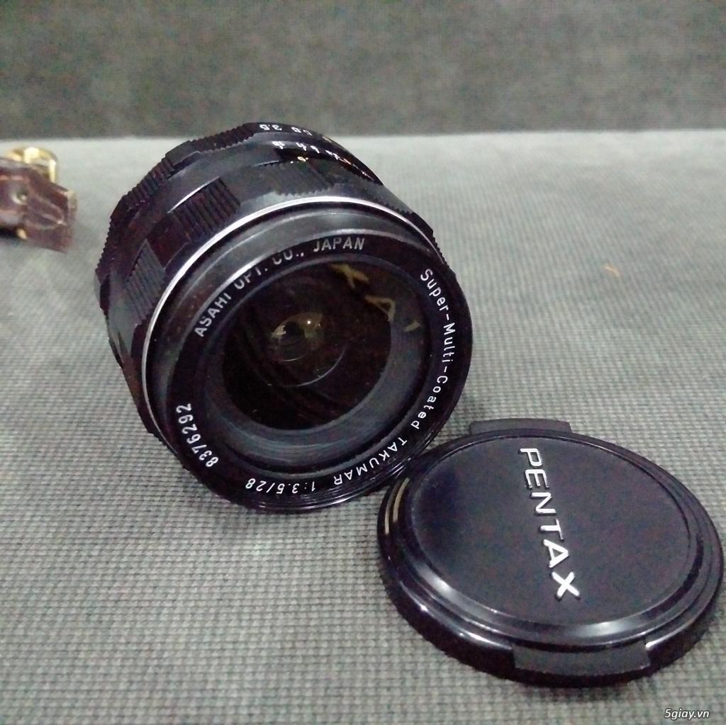 Bán một vài máy ảnh Film sưu tầm :Pentax spotmatic ,Yashica Electro 35cc,Retinette 1A Kodak - 4