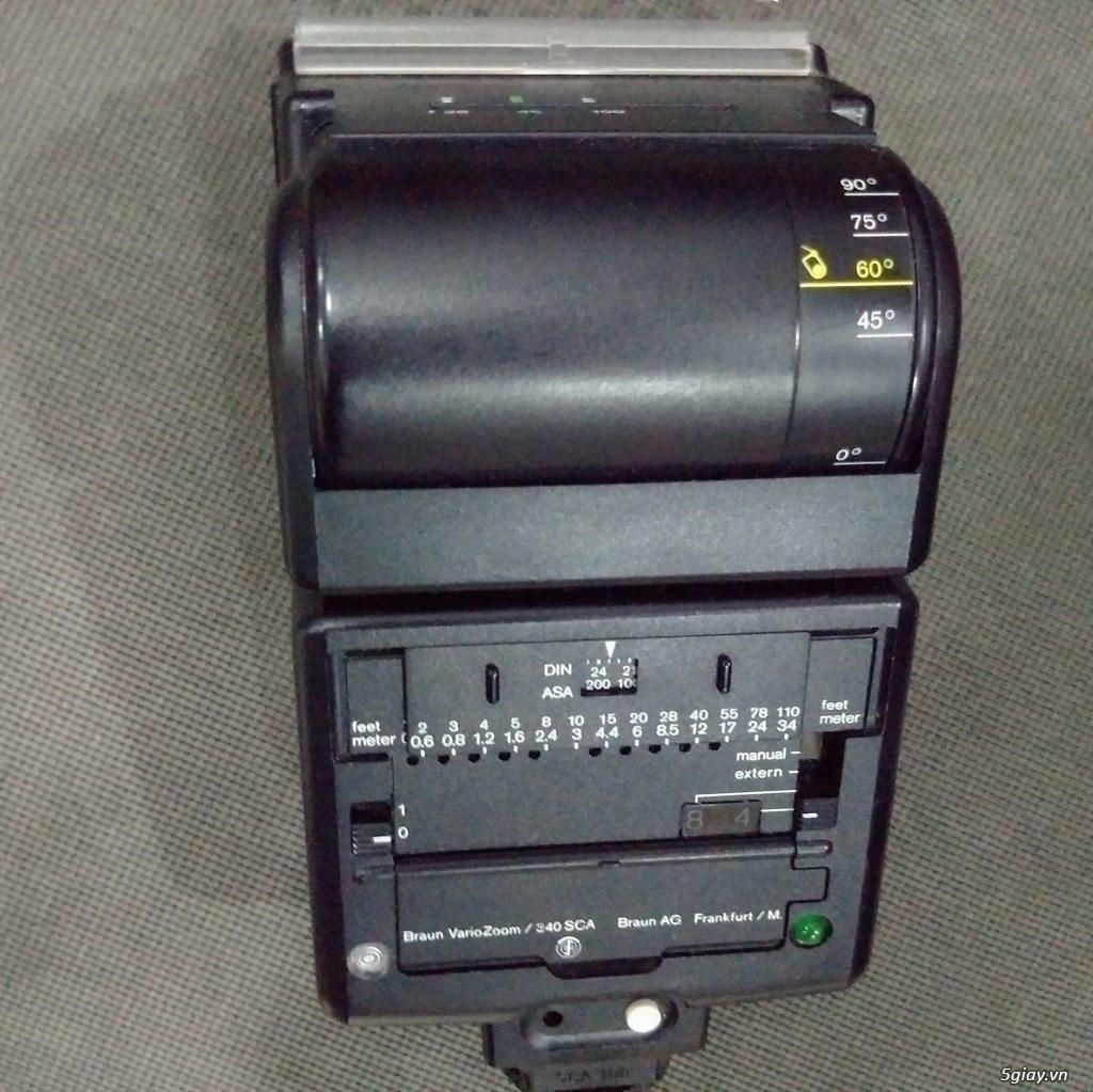 Bán một vài máy ảnh Film sưu tầm :Pentax spotmatic ,Yashica Electro 35cc,Retinette 1A Kodak - 9