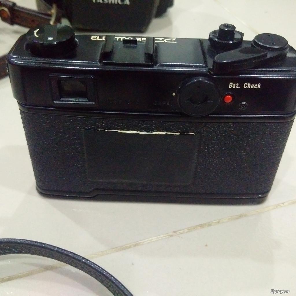 Bán một vài máy ảnh Film sưu tầm :Pentax spotmatic ,Yashica Electro 35cc,Retinette 1A Kodak - 14