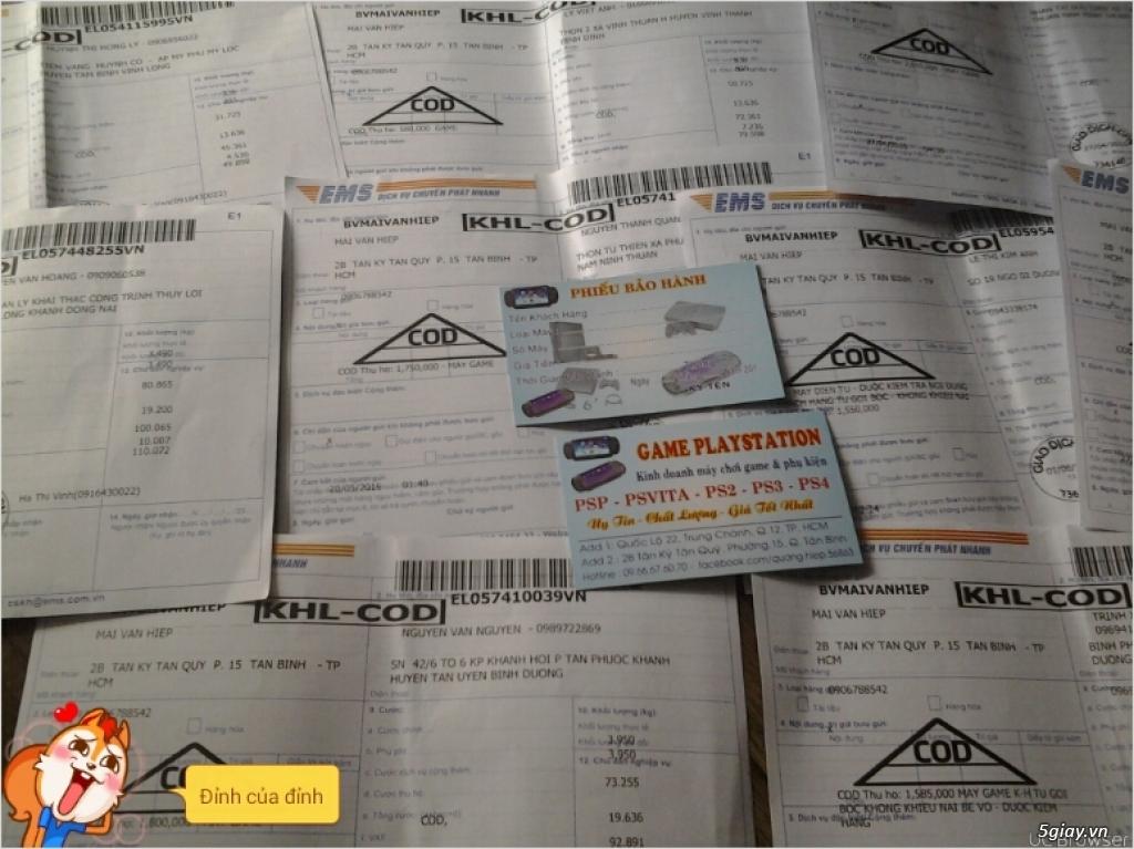 PlayStation Game _ Mua bán máy Game PS4, PS3, Ps2, Ps1, PsP, PSvita uy tín - 24