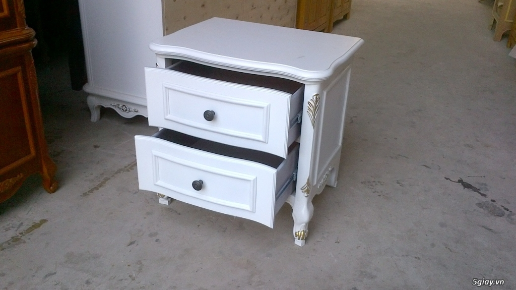 Tủ đầu giường-bàn ghế-giường- tủ nhỏ xuất khẩu thanh lý giá rẻ - 3