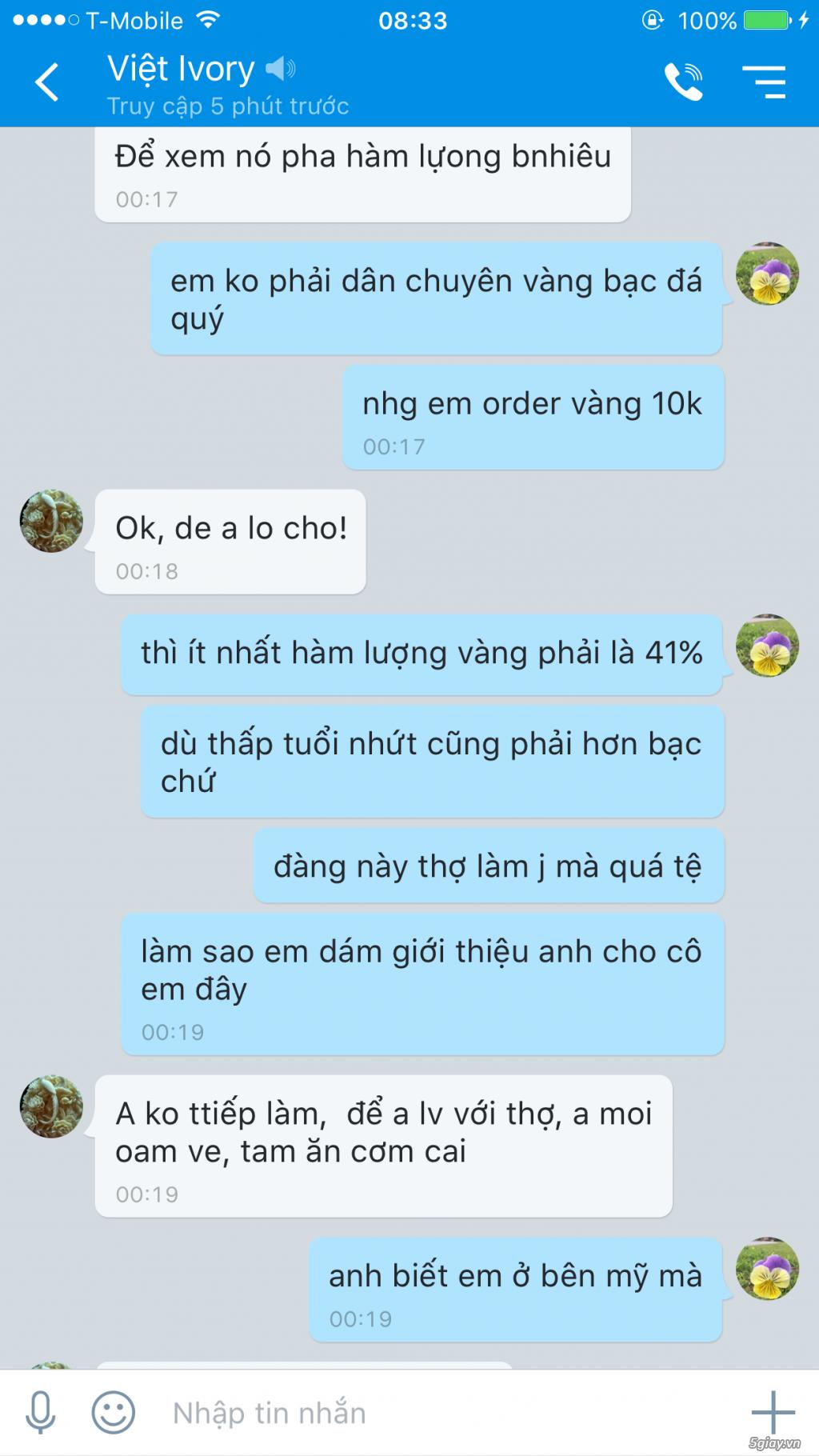 Việt Ivory lừa đảo, mọi người cảnh giác! - 4