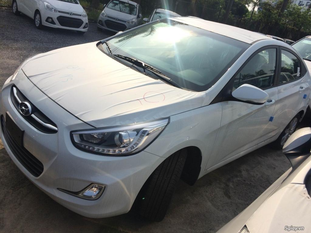 HyunDai giải phóng bán xe Hyundai Accent 1.4l AT (Sedan) - 3
