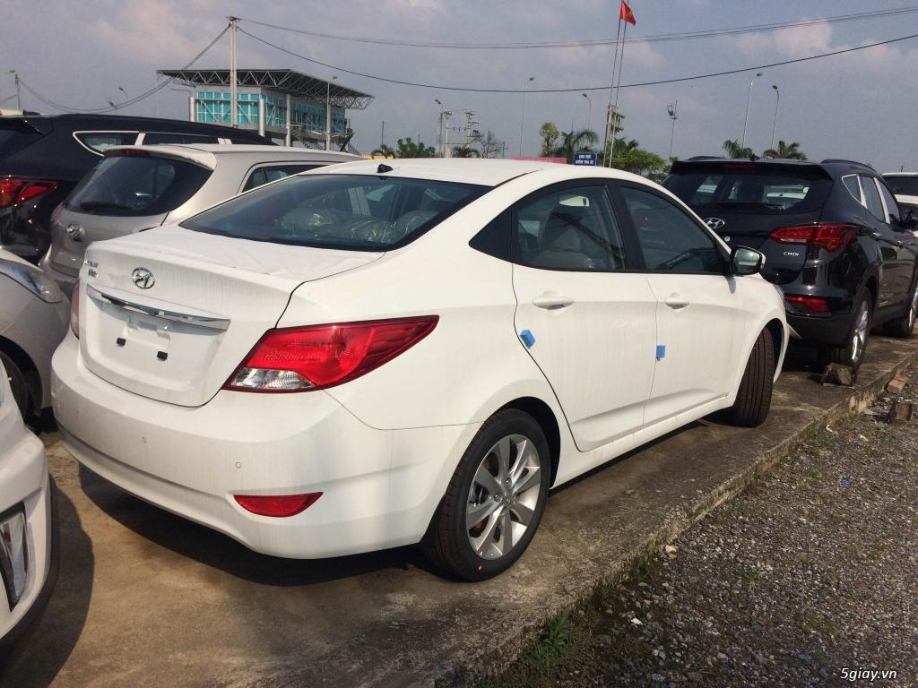 HyunDai giải phóng bán xe Hyundai Accent 1.4l AT (Sedan) - 2