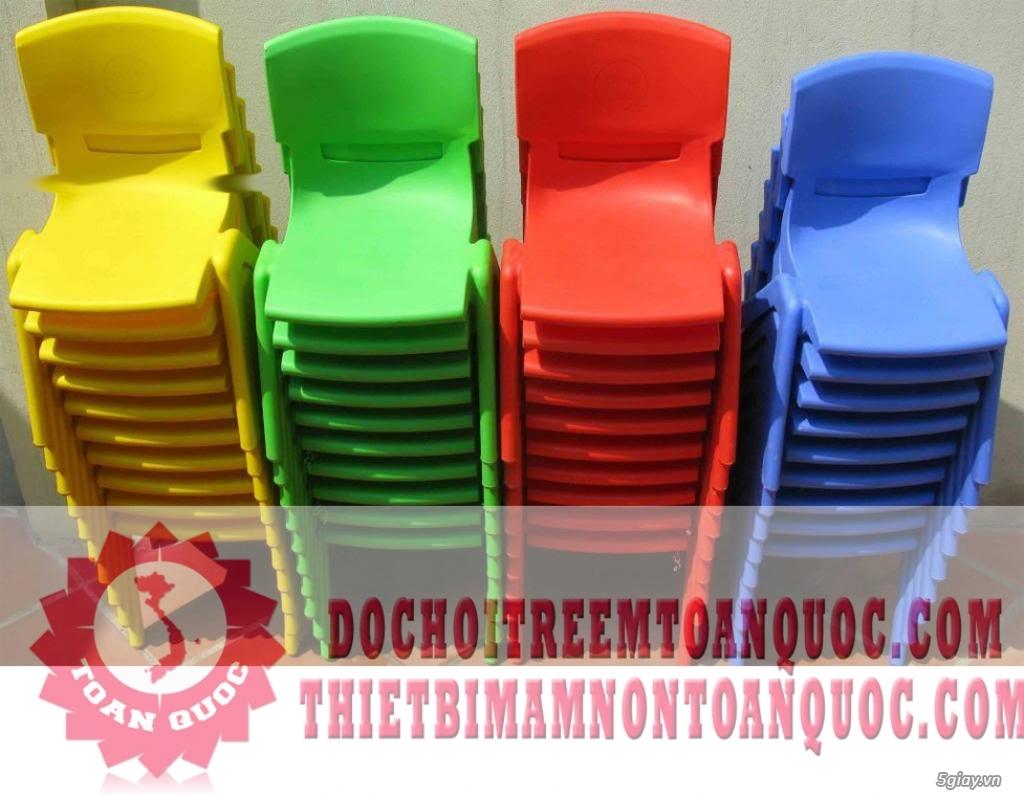 Bàn ghế mầm non, bàn ghế nhà trẻ