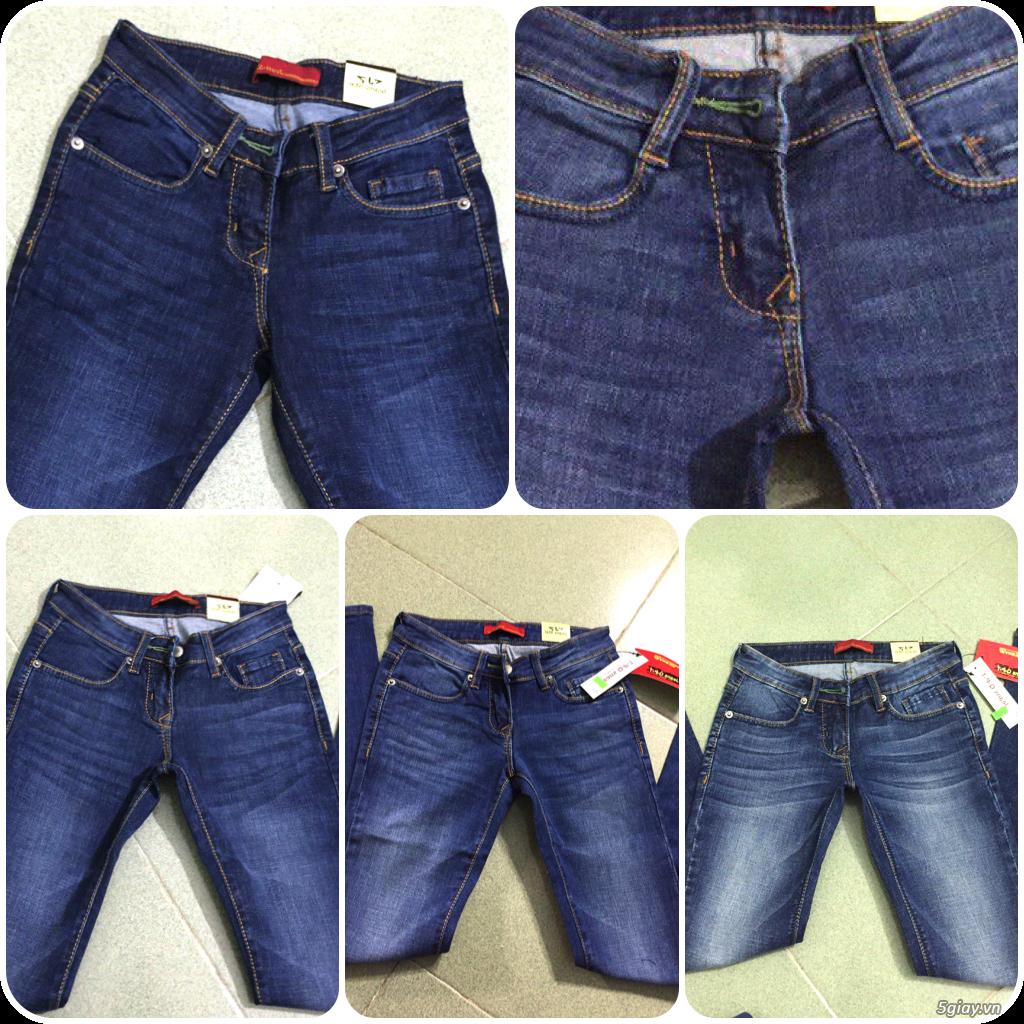 Q.P.T Jean Chuyên gia công, sản xuất , bỏ sỉ quần jean nữ , jean lửng nữ theo yêu cầu - 1