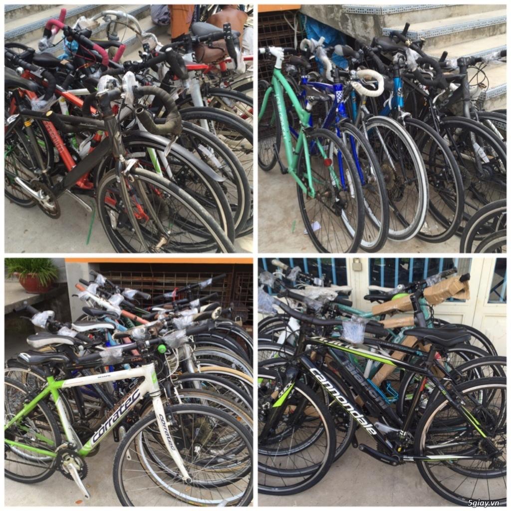Xe đạp hàng Kho Bãi từ Cam về.. - 15