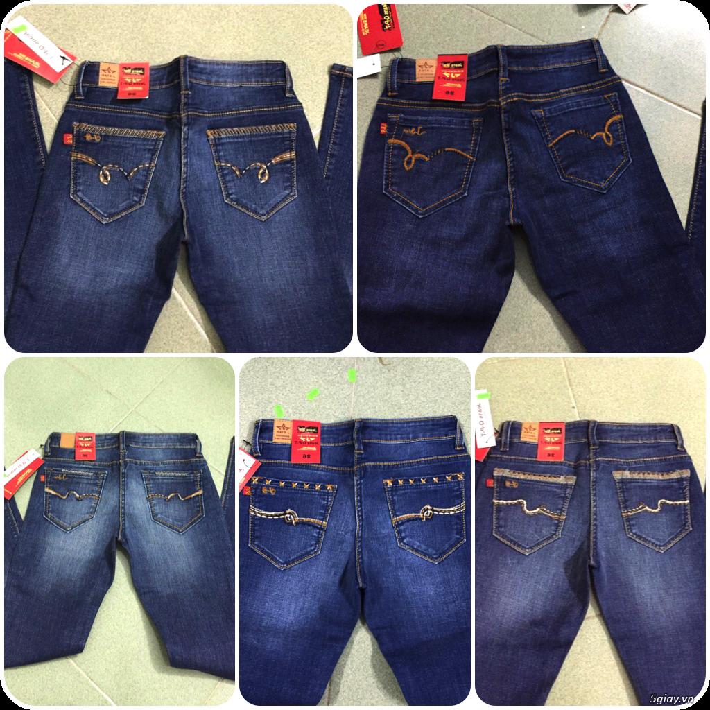 Q.P.T Jean Chuyên gia công, sản xuất , bỏ sỉ quần jean nữ , jean lửng nữ theo yêu cầu - 3