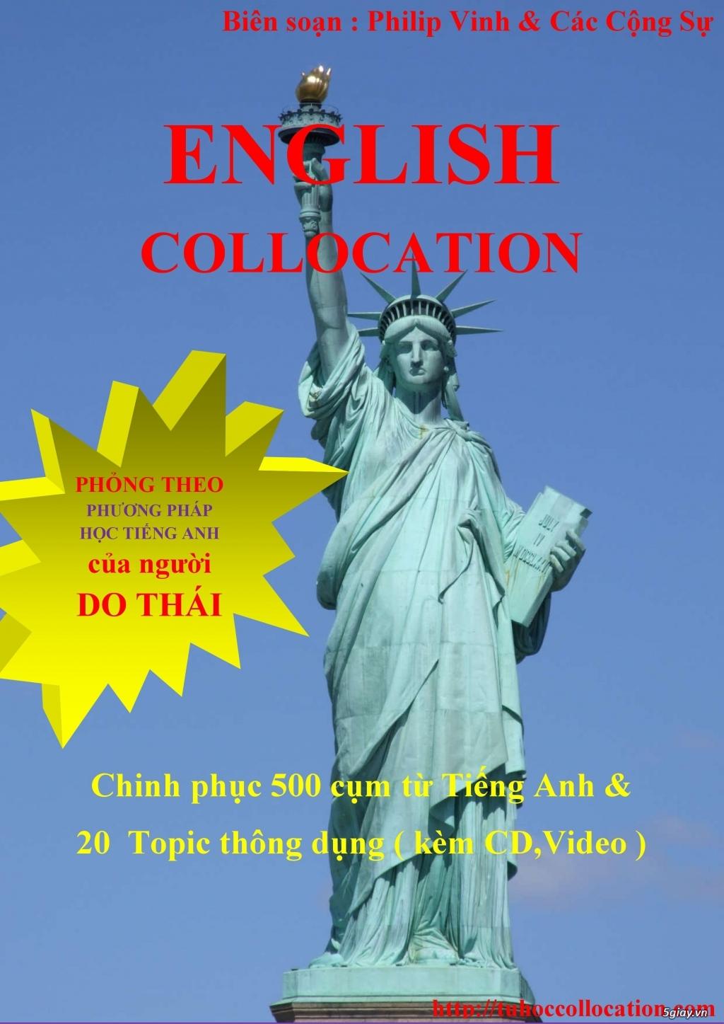 Ebook :  English Collocation