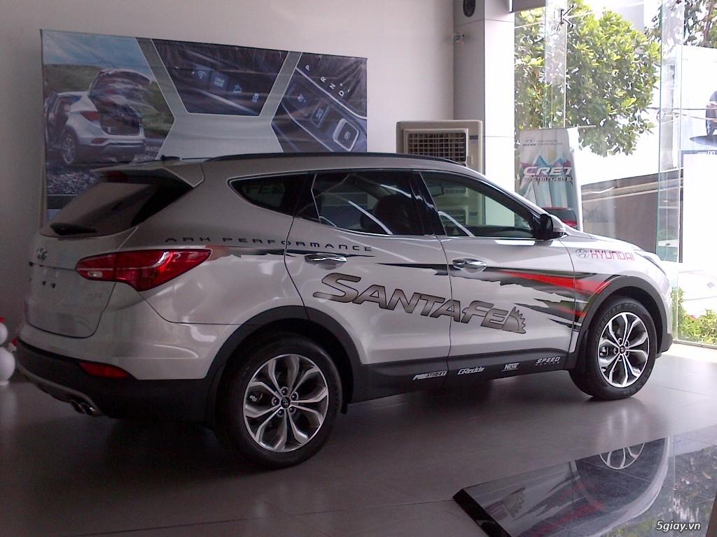 Hyundai Kinh Dương Vương hỗ trợ 40-80tr cho 2 dòng xe CRETA và Santafe - 1