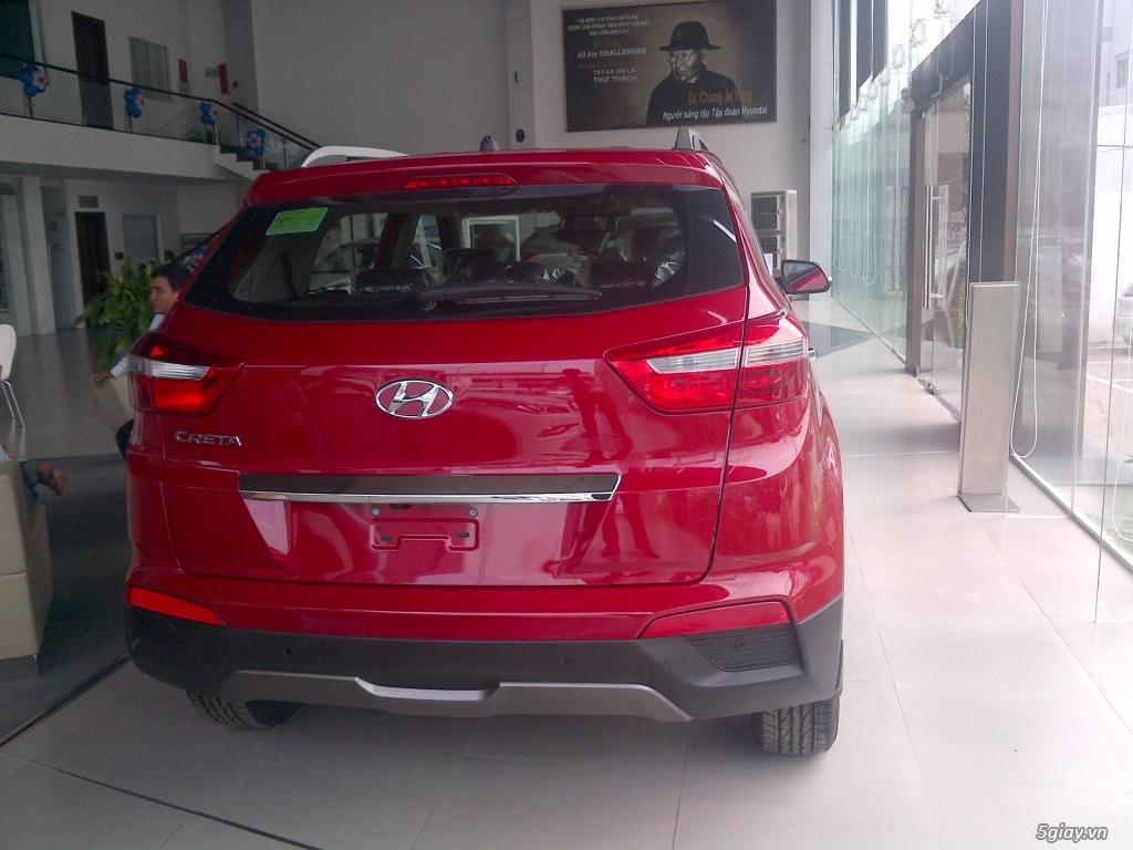 Hyundai Kinh Dương Vương hỗ trợ 40-80tr cho 2 dòng xe CRETA và Santafe - 3