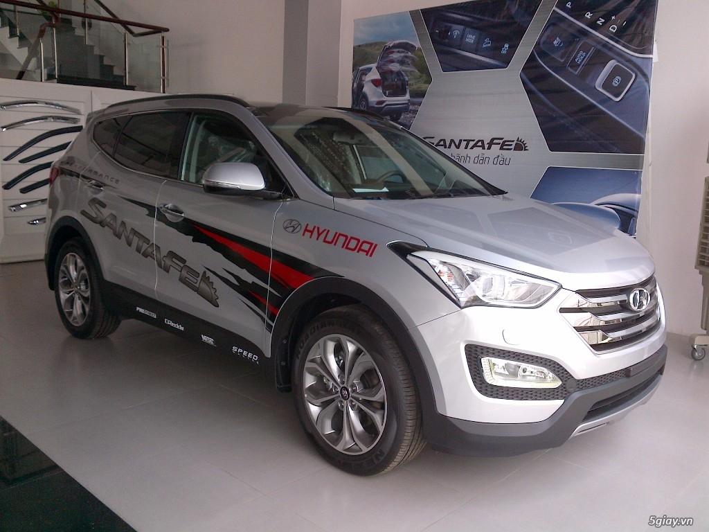 Hyundai Kinh Dương Vương hỗ trợ 40-80tr cho 2 dòng xe CRETA và Santafe