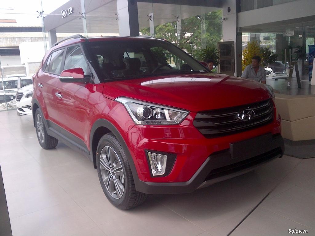 Hyundai Kinh Dương Vương hỗ trợ 40-80tr cho 2 dòng xe CRETA và Santafe - 2
