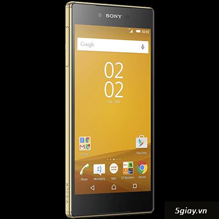 Unlock Sony Xperia Z5 Premium Compact Z4 Z3 Z2 Z1 X Performance XA Ultra lấy ngay 20 phút