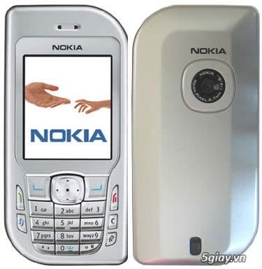 Nokia CỔ - ĐỘC LẠ - RẺ trên Toàn Quốc - 6