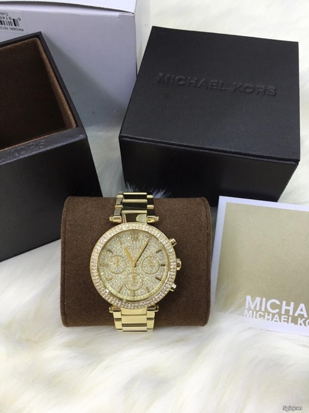 Đồng hồ chính hãng Michael Kors giá rẻ - 23