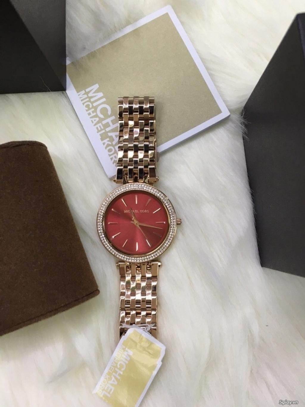 Đồng hồ chính hãng Michael Kors giá rẻ - 39