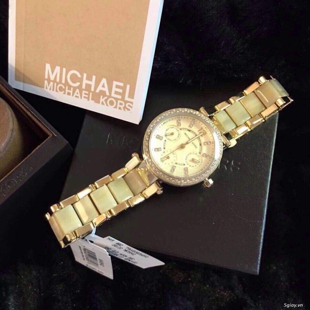 Đồng hồ chính hãng Michael Kors giá rẻ - 21