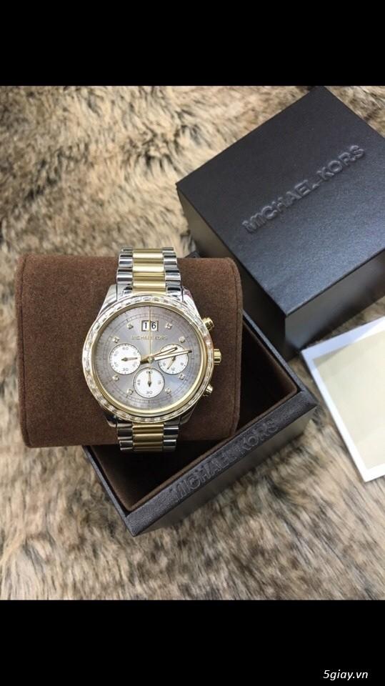 Đồng hồ chính hãng Michael Kors giá rẻ
