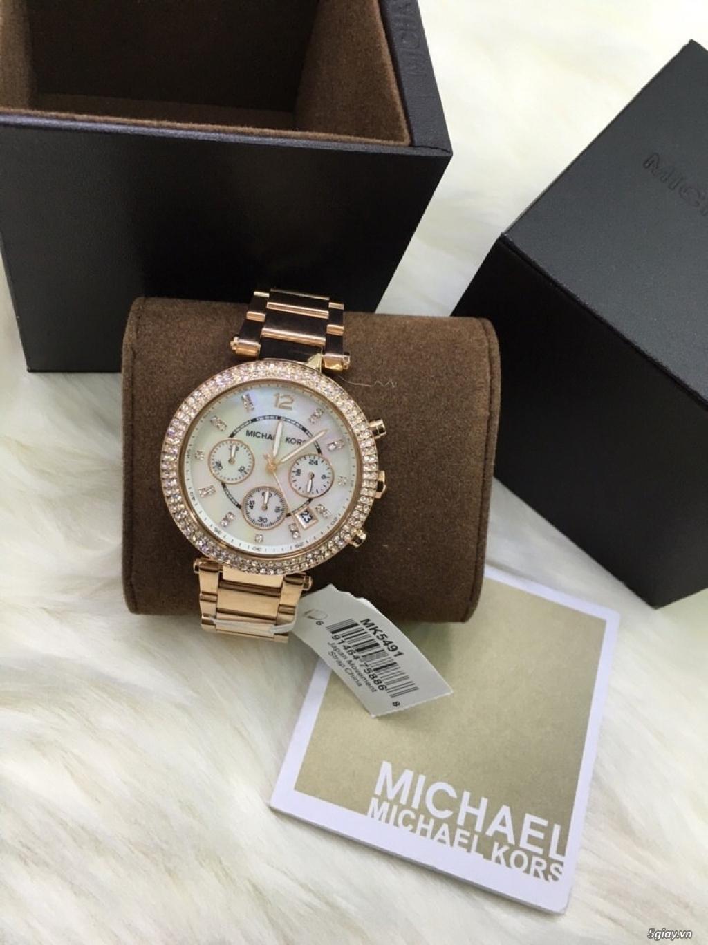 Đồng hồ chính hãng Michael Kors giá rẻ - 43
