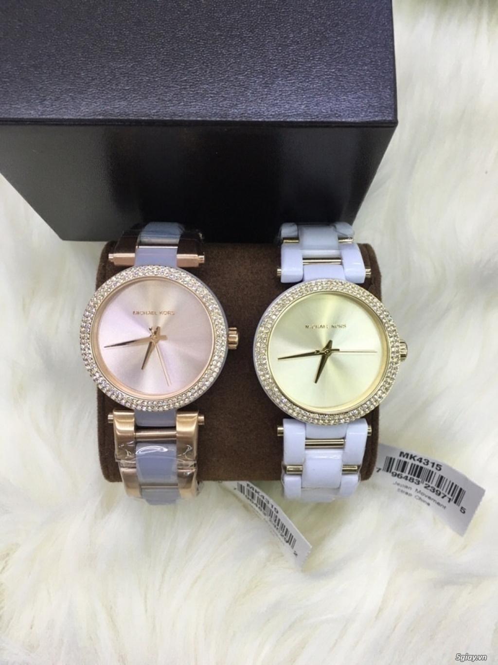 Đồng hồ chính hãng Michael Kors giá rẻ - 31