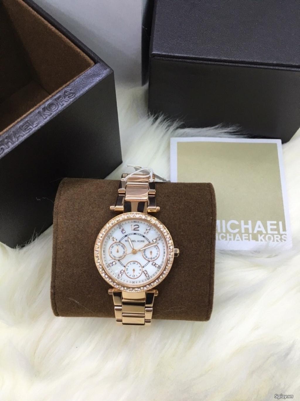 Đồng hồ chính hãng Michael Kors giá rẻ - 19