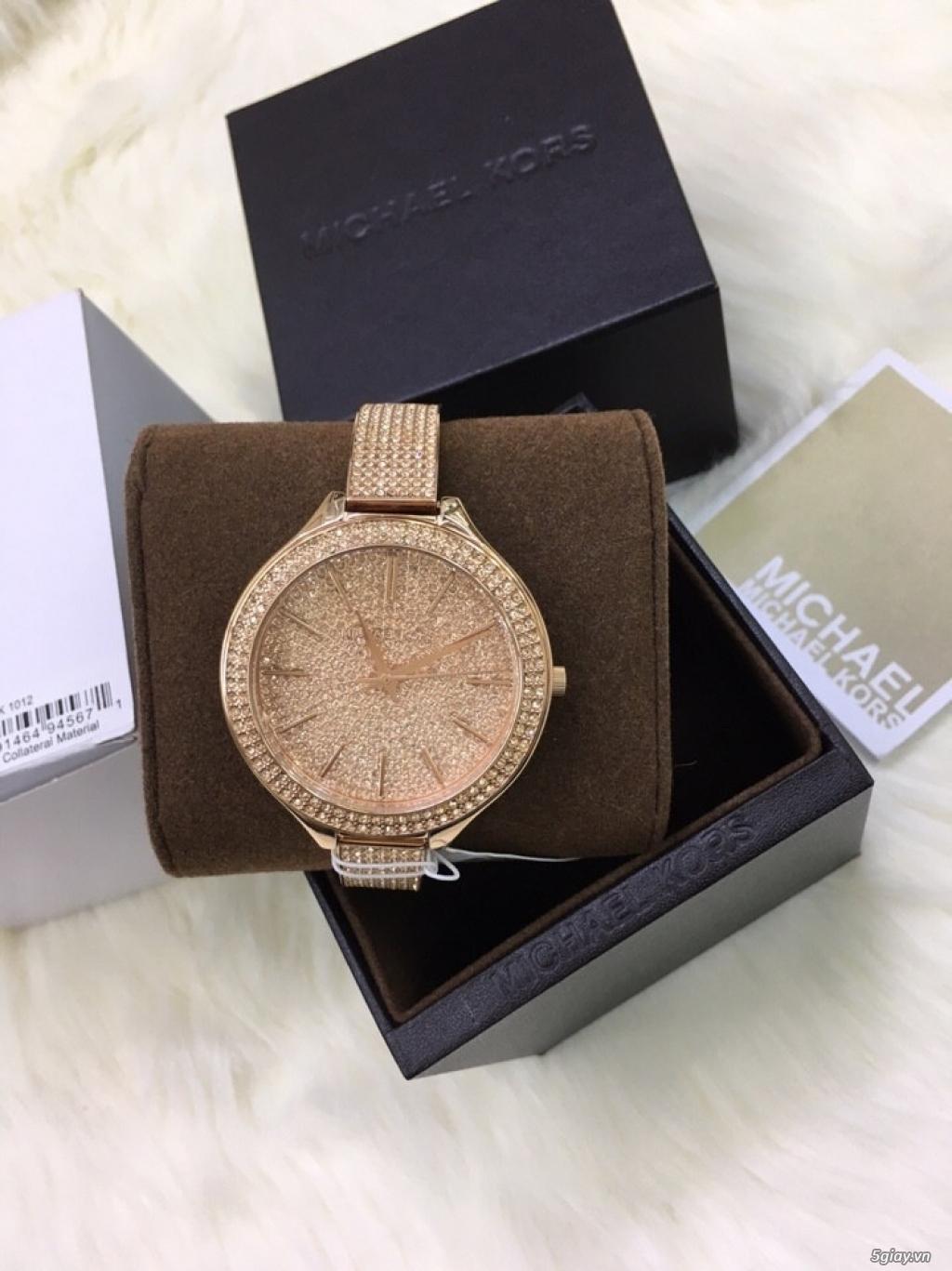 Đồng hồ chính hãng Michael Kors giá rẻ - 49
