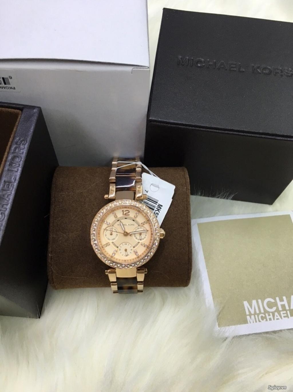 Đồng hồ chính hãng Michael Kors giá rẻ - 12