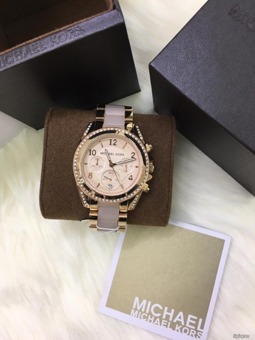 Đồng hồ chính hãng Michael Kors giá rẻ - 46