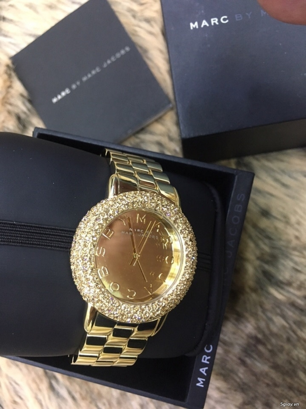 Đồng hồ chính hãng Michael Kors giá rẻ - 4