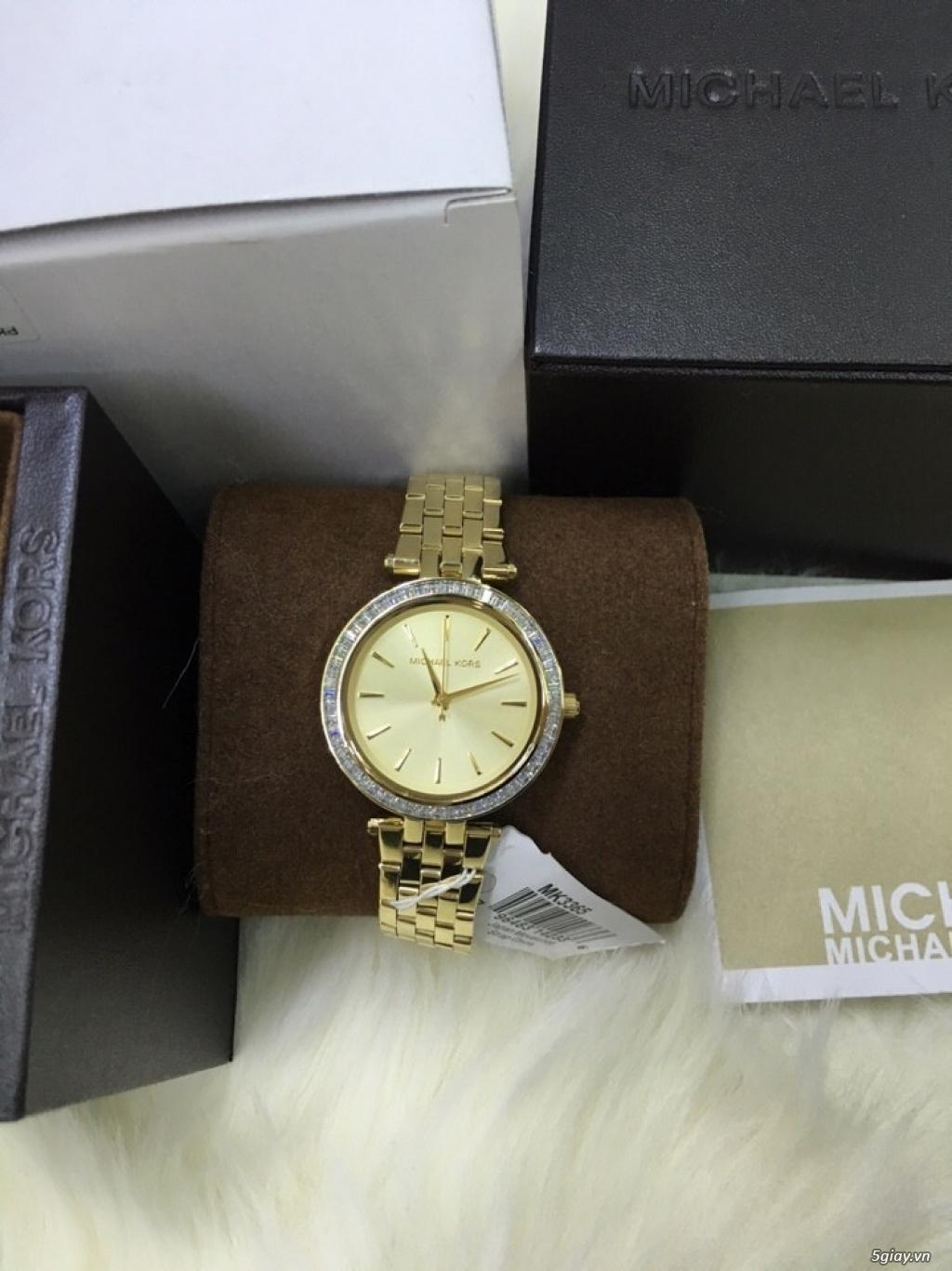 Đồng hồ chính hãng Michael Kors giá rẻ - 6