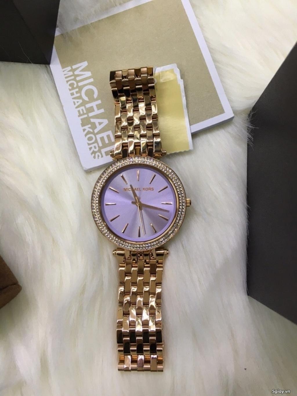 Đồng hồ chính hãng Michael Kors giá rẻ - 36