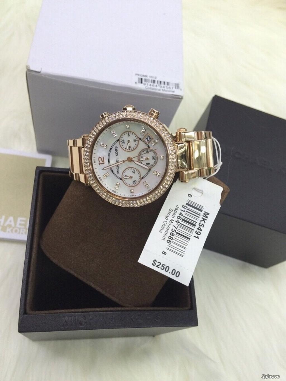 Đồng hồ chính hãng Michael Kors giá rẻ - 42