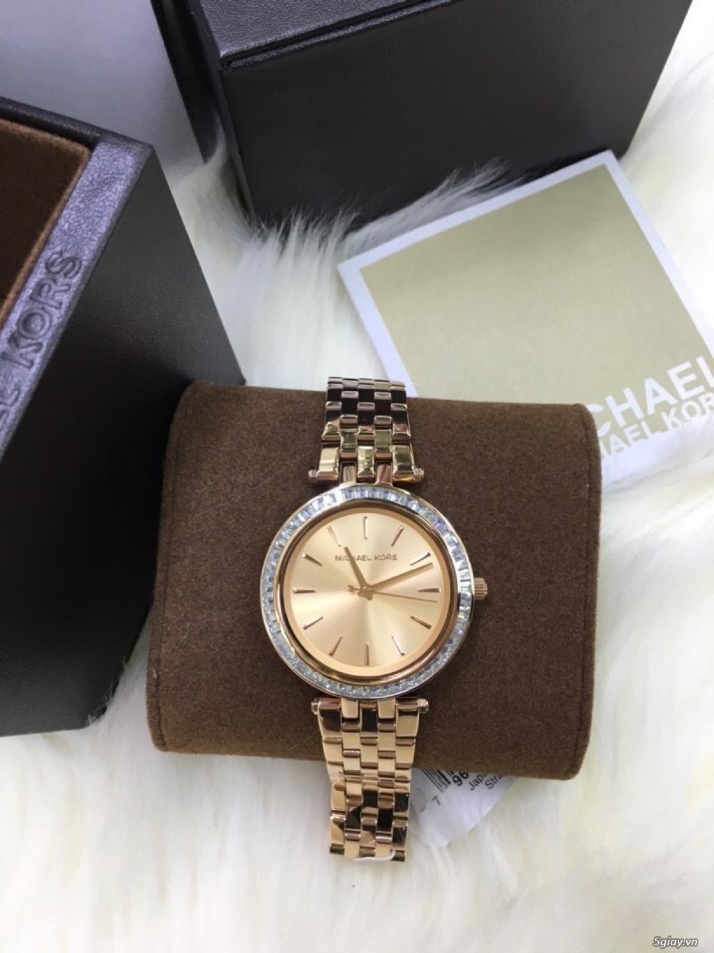 Đồng hồ chính hãng Michael Kors giá rẻ - 10