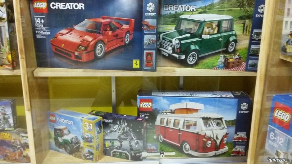 [HCM] Lego Chính Hãng - Giá tốt - 6