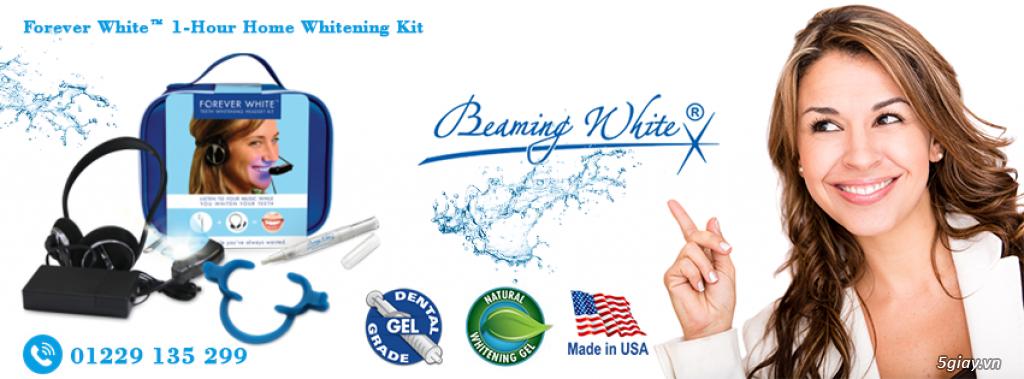 Beaming White - Tẩy trắng răng chuyên nghiệp của Mỹ - 2