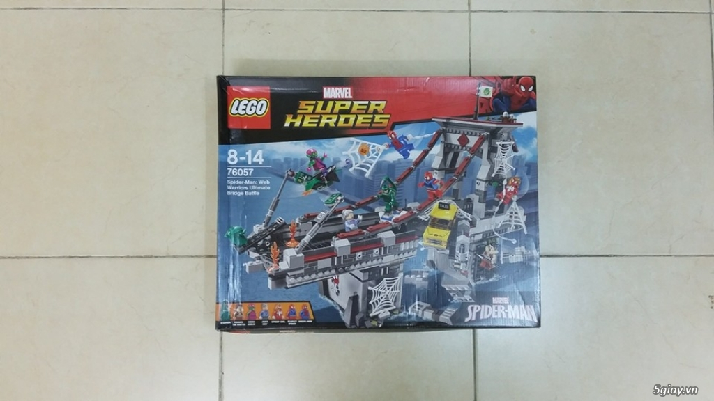 [HCM] Lego Chính Hãng - Giá tốt - 4