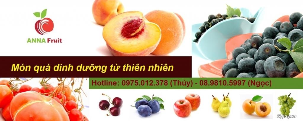 Anna Fruit - Trái cây nhập khẩu
