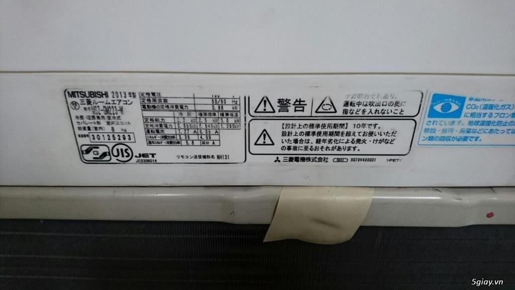 Máy Lạnh Nội Địa Nhật Inverter - Đời Cao , Máy Vip - 24
