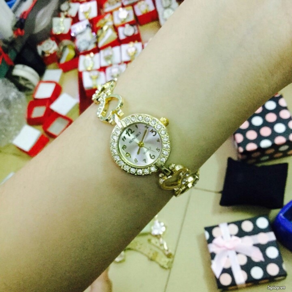 Zalo 0981662025. Đồng hồ hợp kim mới. giá sỉ 110k/cái. Web bansisaigon.com - 24