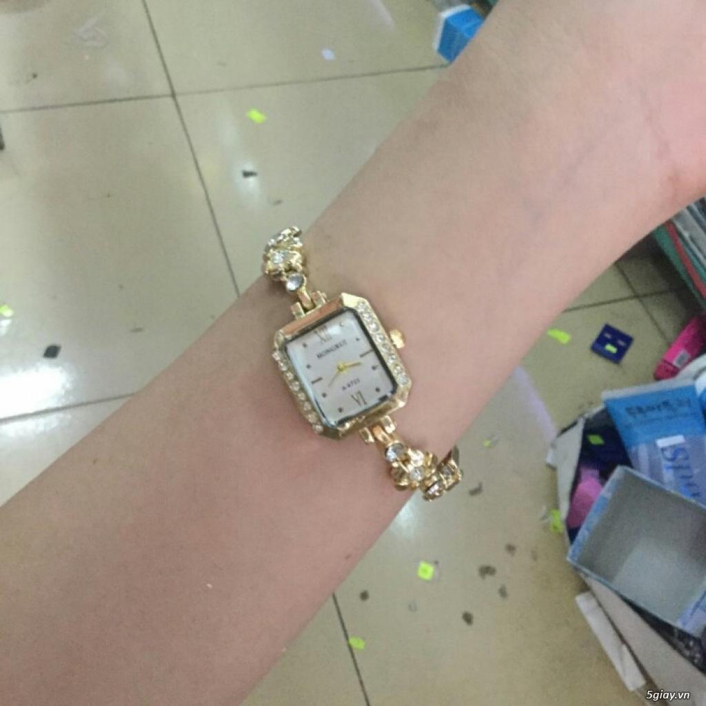 Zalo 0981662025. Đồng hồ hợp kim mới. giá sỉ 110k/cái. Web bansisaigon.com - 9