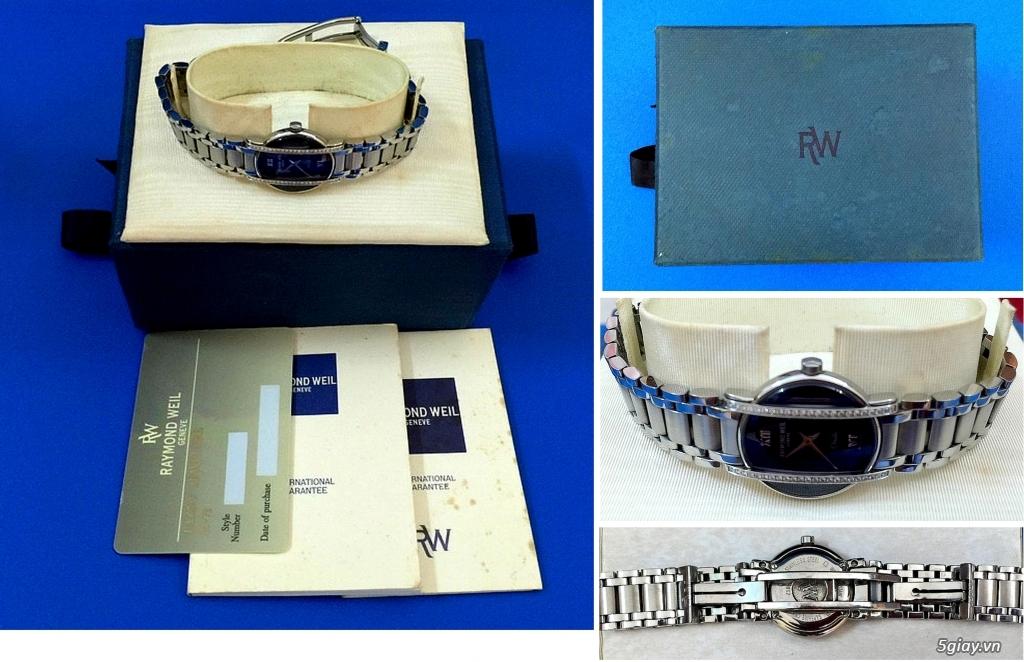 Bán đồng hồ SWISS, hàng linh tinh xách tay Mỹ về...có cập nhật hàng mới thường xuyên.