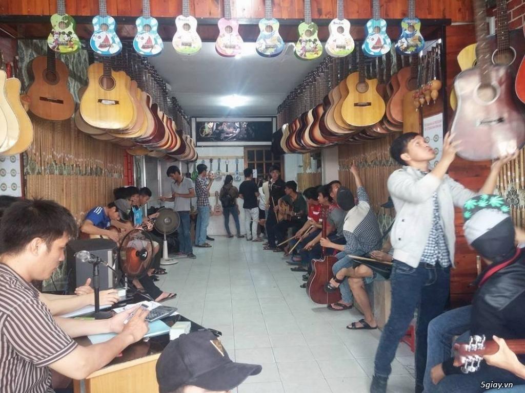 bán đàn ghita giá rẻ ở thủ đức-q9-q12-củ chi-học đàn giá rẻ ở thủ đức - 3