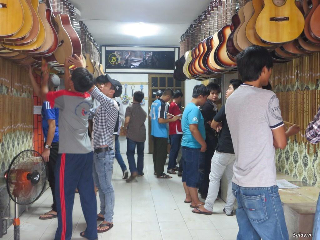 bán đàn ghita giá rẻ ở thủ đức-q9-q12-củ chi-học đàn giá rẻ ở thủ đức - 1