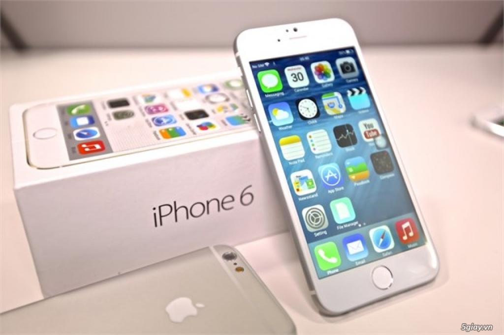 Iphone 6s plus 64G chua active moi 100% hang congty bao hành 12 thang 1 doi 1 - 3
