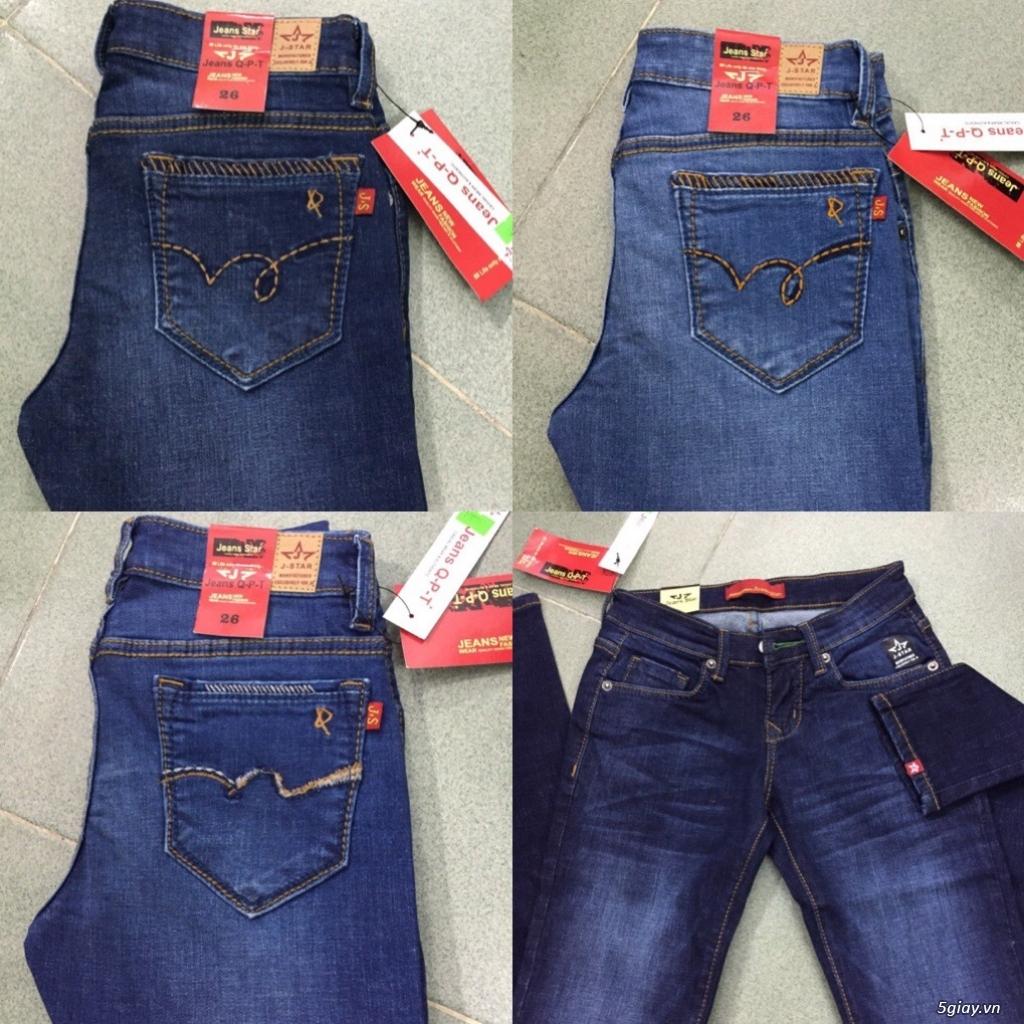 Q.P.T Jean Chuyên gia công, sản xuất , bỏ sỉ quần jean nữ , jean lửng nữ theo yêu cầu