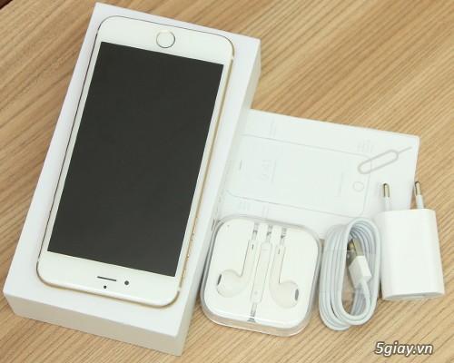 Iphone 6s plus 64G chua active moi 100% hang congty bao hành 12 thang 1 doi 1 - 2