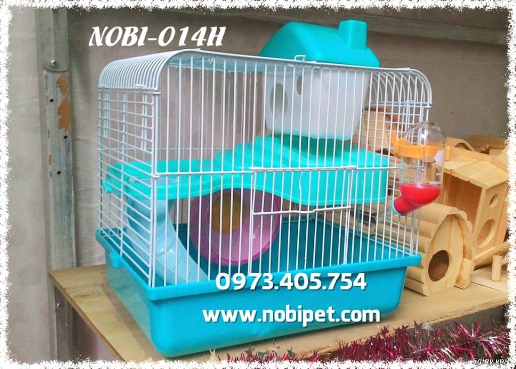 Bán Sỉ, lẻ lồng chuồng nuôi chuột Hamster giá rẻ - 9