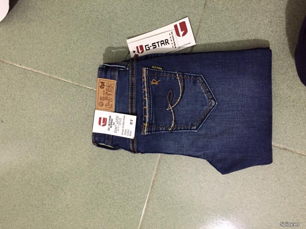 Q.P.T Jean Chuyên gia công, sản xuất , bỏ sỉ quần jean nữ , jean lửng nữ theo yêu cầu - 2
